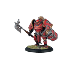 Khador Man O War Shocktroopers